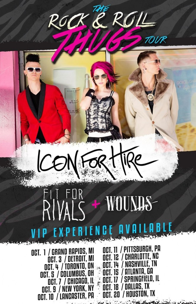 ffr icon for hire tour