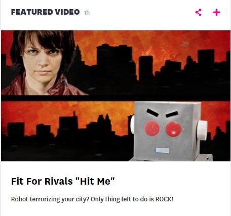 FFR Hit Me Vevo feat