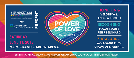 power of love 2015